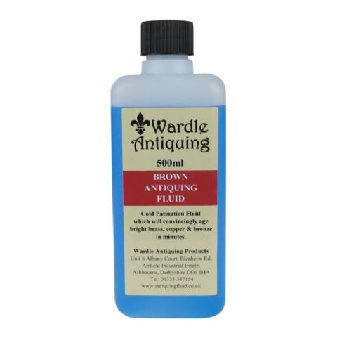 Brown Antiquing Fluid 500ml